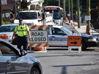 Township says Rivervale Road Closed in Both Directions