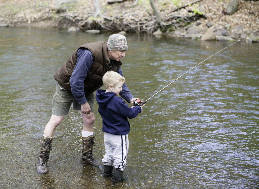 KIDS HOOKED ON FISHING: Contest is a 27-Year Pascack Valley