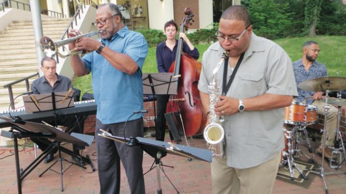 Seventh Annual 'Jazz Under The Stars' Begins June 20